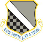 STICKER USAF 140TH WING