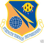 STICKER USAF 138TH FIGHTER WING