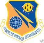 STICKER USAF 138TH FIGHTER WING