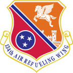 STICKER USAF 134TH AIR REFUELING WING