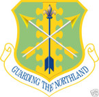 STICKER USAF 119TH FIGHTER WING