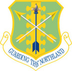 STICKER USAF 119TH WING