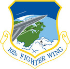 STICKER USAF 102nd Fighter Wing