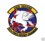 STICKER USAF  97TH FORCE SUPPORT SQUADRON