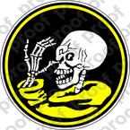 STICKER USAF  86TH BOMB SQUADRON