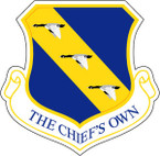 STICKER USAF  11TH WING