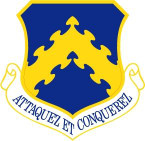 STICKER USAF   8TH FIGHTER WING DECAL