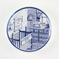 The Keepsake Baby Plate