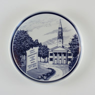 Church Wedding Plate
