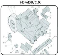 Caterpillar D4H Dozer Parts at Best Online Price