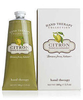 Crabtree & Evelyn Citron, Honey and Coriander Hand Therapy 100G