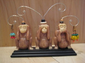 Joli Jewelry Monkey Holder