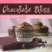 A chocolate lover's dream! Luscious chocolate recipes with romantic Bossa Nova music   Indulge in these favorite chocolate recipes from cupcakes and chocolate mousse to cocktail-flavored truffles!   Legendary bossa nova performances by Antonio Carlos Jobim, Stan Getz, Grover Washington and more will surround you with the sound of romance.   The easy to clean, sturdy recipe cards - featuring an inspiring food photo of each dish, cook's tips, and shopping lists - travel conveniently from the kitchen to the grocery store.   Also includes fascinating chocolate lore and health facts!    16 Recipe Cards •Devil's Food Cupcakes •Classic Chocolate Mousse •Chocolate Silk Pie •Chocolate Cheesecake, Chocolate Ganache Glaze •Unabashedly Old-Fashioned Chocolate Layer Cake •Chocolate Crepes, Orange Sauce and Fresh Berries •15-Minute Chocolate Cake •Easy Chocolate Profiteroles •Flourless Chocolate Cake with Raspberry Sauce •Chocolate-Dipped Candied Orange Peel •White Chocolate-Papaya Fool •A Selection of Fabulous Chocolate Truffles •White and Dark Chocolate Freezes •Florentines •Mudslide Cookies •Three Hot Chocolates   Bossa Nova Music CD 1.Wave 2.E Preciso Perdoar (One Must Forgive) 3.Ponteio 4.Corcovado 5.As Praias Desertas 6.Fotografia (Photograph) 7.Aparecida 8.Double Rainbow 9.Stone Flower 10.Tereza My Love 11.Chanson Pour Michele