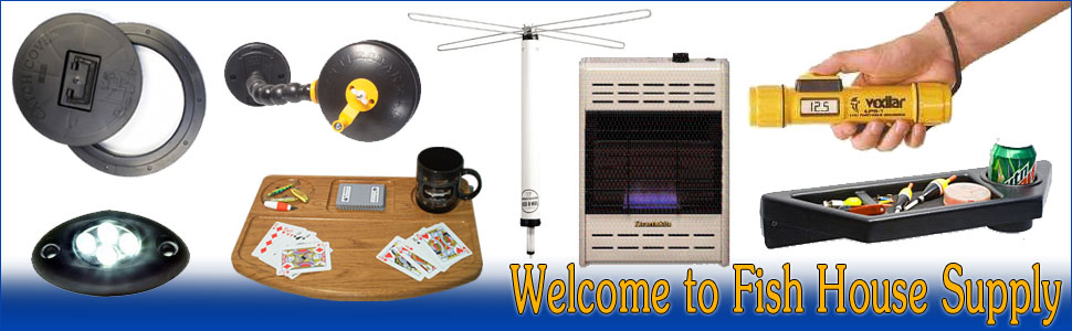 fish house supply the official web site rh fishhousesupply com Fish House Wood Stove fish ideal supply house