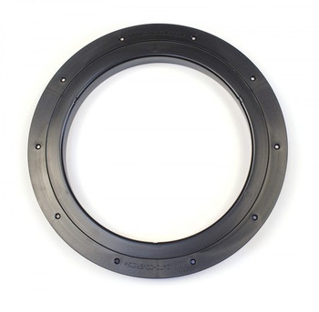Image of Catch Cover Round Mounting ring that gets fastened to the fish house floor