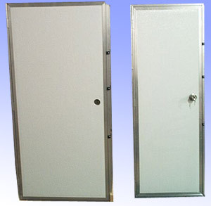Fiberglass Fish House Doors for Ice fishing Houses