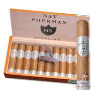 Nat Sherman Sterling Short Robusto