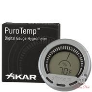 XIKAR PuroTemp Digital Gauge Hygrometer