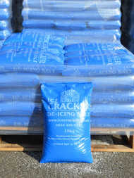 35 X 15KG BAGS OF WHITE DE-ICING SALT