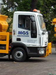 GRITTING VEHICLES