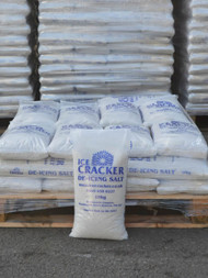 25 x 10KG BAGS OF WHITE DE-ICING SALT