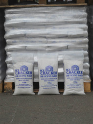 100 x 10KG BAGS OF WHITE DE-ICING SALT