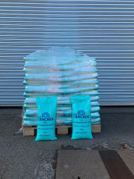 80 x 15kg bags of Ice Cracker (563)