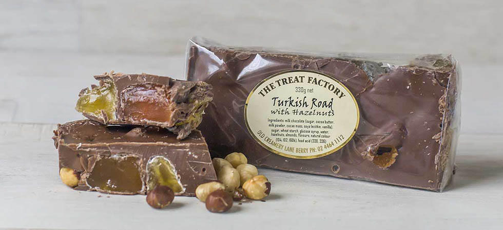 The Treat Factory in Berry | Gourmet Food Producer