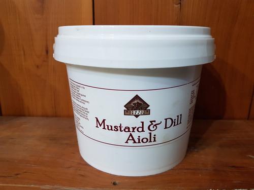 Mustard & Dill Aioli 1.5kg