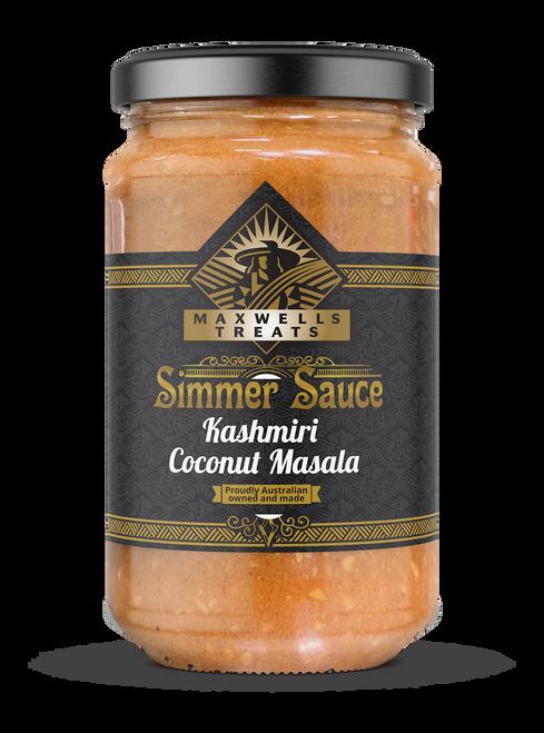 Kashmiri Coconut Masala Simmer Sauce Maxwell's Treats The Treat Factory