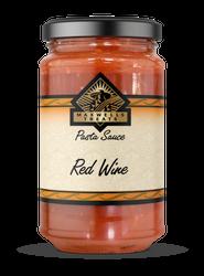 Red Wine Pasta Sauce