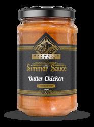 Butter Chicken Simmer Sauce Maxwell's Treats The Treat Factory