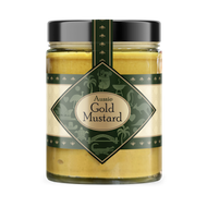 Aussie Gold Mustard Australian Maxwell's Treats BBQ