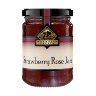Strawberry Rose Jam Maxwells Treats