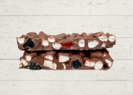 Rocky Road Belgian Milk Chocolate Nut Free Hand made at Berry The Treat Factory