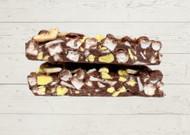 Bananarama Rocky Road Belgian Milk Chocolate Gourmet  Australian Made
