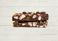Ginger Rocky Road Dark Belgian Chocolate Gourmet Deluxe  Berry NSW Australia