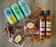 Father's Day Hamper Gift Box Gourmet Condiments Maxwell's Treats Australia