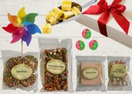 Kids Childrens Party Sweet Treat Hamper Box Australia Confectionary lollies