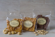Peanut Brittle Handcrafted
