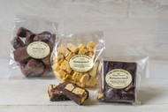 Honeycomb in Dark Belgian Chocolate Slabs
