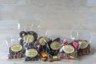 Aniseed Hoops in Milk Chocolate
