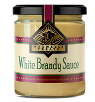 White Brandy Sauce