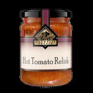 Hot Tomato Relish Maxwell's Treats