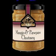 Mango & Pawpaw Chutney Maxwell's Treats