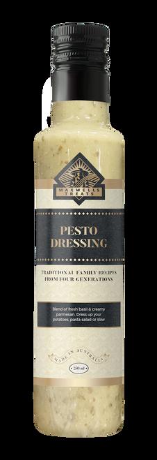 Pesto Dressing Maxwell's Treats The Treat Factory