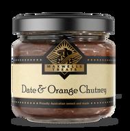 Date & Orange Chutney Maxwell's Treats The Treat Factory