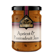 Apricot & Passionfruit Jam Maxwell's Treats