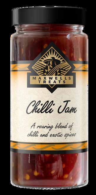 Chilli Jam Maxwell's Treats