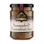Pineapple & Passionfruit Jam Maxwell's Treats